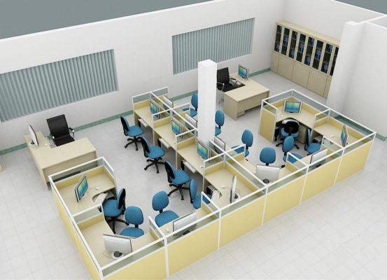 nội thất văn phòng chuyên nghiệp