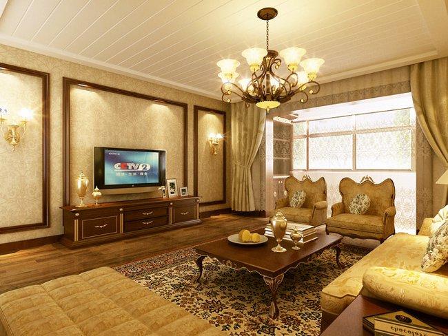 Tư vấn thiết kế nội thất biệt thự theo phong cách cổ điển