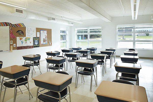 tư vấn thiết kế nội thất trường học theo lứa tuổi học sinh