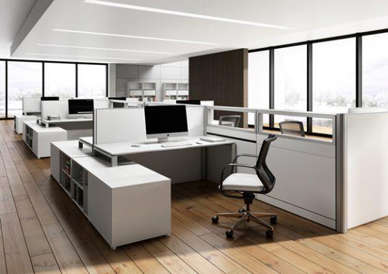 ý tưởng setup văn phòng nhỏ 1