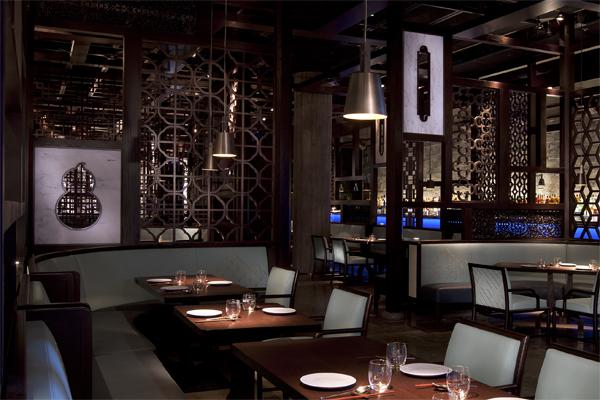 Phong cách thiết kế nội thất nhà hàng Trung Quốc
