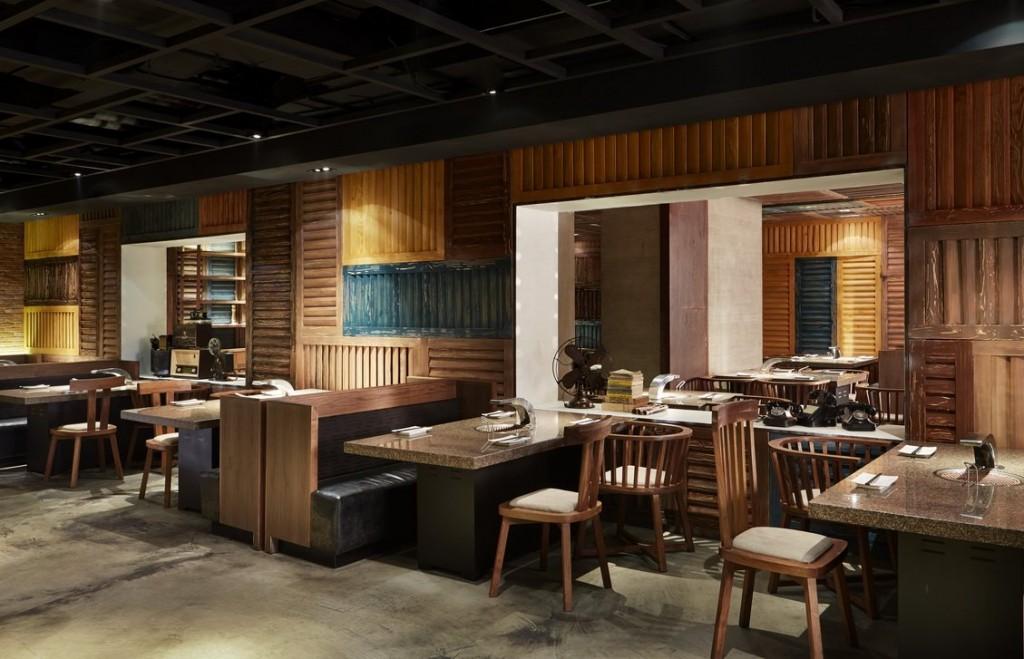Phong cách thiết kế nội thất nhà hàng cổ điển