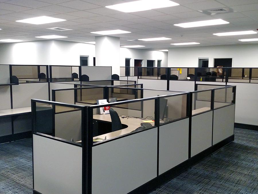 Thiết kế nội thất văn phòng truyền thống